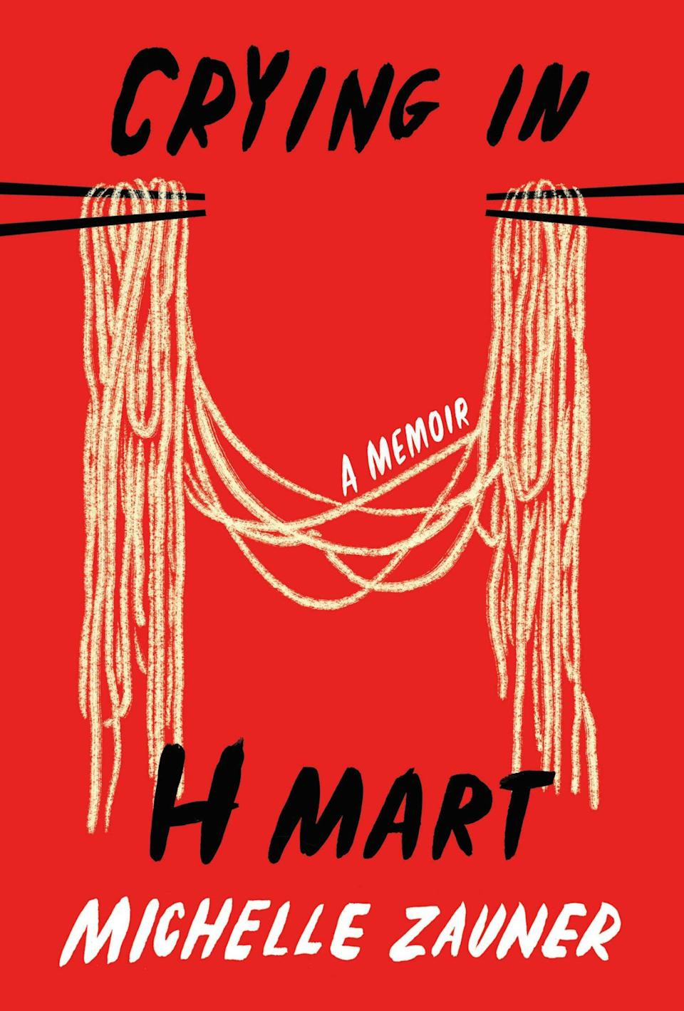 <p>The indie rock artist, who goes by the moniker Japanese Breakfast on stage, pens a stunning memoir about losing her mother to cancer and the soul-searching (and pilgrimages through Korean cooking) that came after. (April 20)</p>