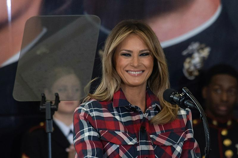 British paper apologizes to Melania Trump, pays 'substantial damages' over article