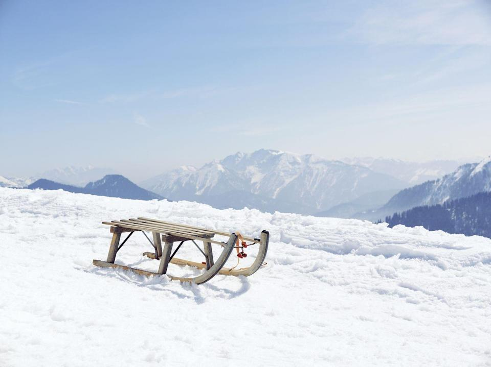 <p>Oh, you don't need to tell me twice. This outdoor activity is especially fun when you savor the chance to zoom through fresh snow with a loved one. </p>