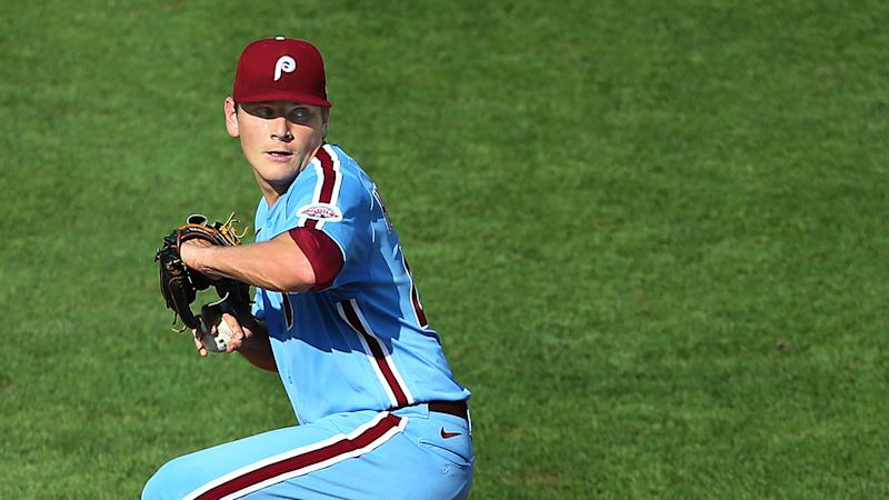 Phillies get Spencer Howard back from IL in time for final series