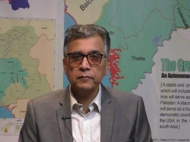 Pakistan has no moral ground to speak on behalf of Kashmiris if it is depriving own citizens of rights, says Mohajir leader Nadeem Nusrat