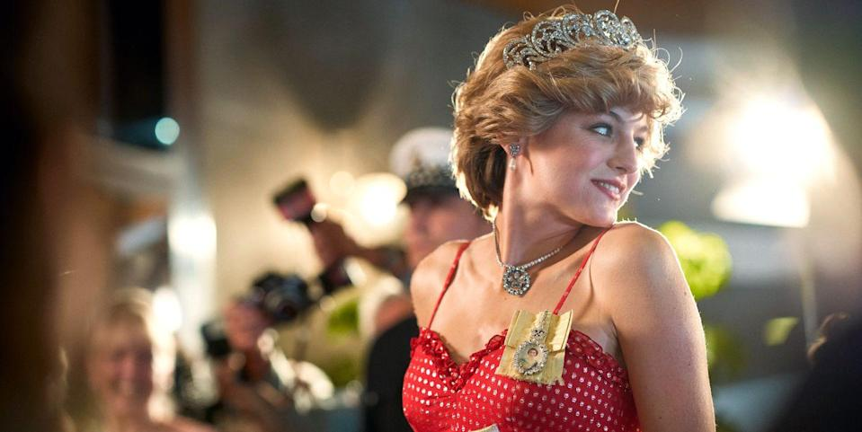 Emma Corrin Could Reportedly Return to 'The Crown' Season 5 in Princess Diana Flashbacks