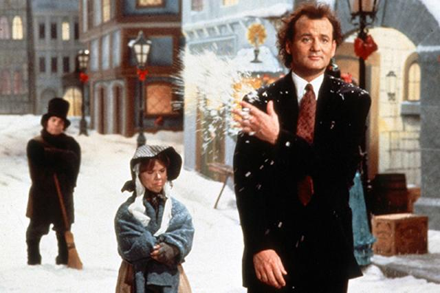 "<strong><em><h3>Scrooged</h3></em><h3>, 1988</h3></strong><h3><br></h3><br>How can one of the funniest films of all time still make us blubber like babies in the final scene? Damn you and your selective talking, Calvin (sniff).<br><br><strong>Watch On: </strong>Netflix<span class=""copyright"">Photo: Courtesy Paramount Pictures.</span>"