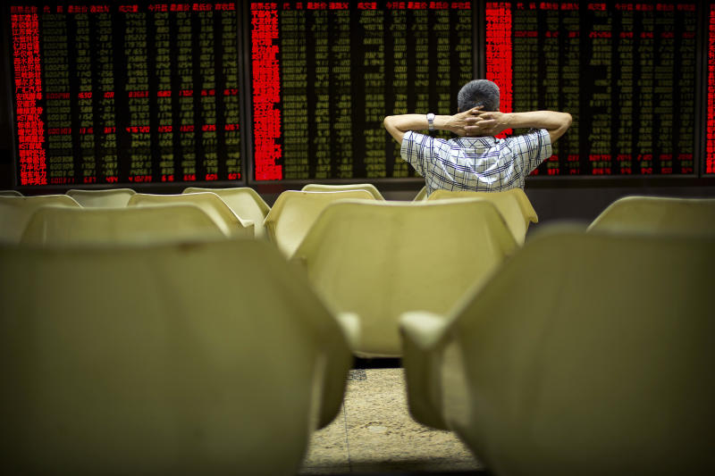 MSCI adds China-listed stocks to index in long-awaited move