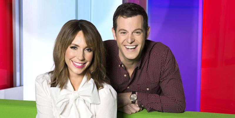 Photo credit: The One Show - BBC