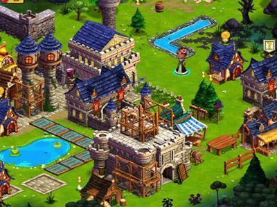"Stock in Zynga, the creator of ""CityVille,"" ""FarmVille"" and other online video games is getting hammered after the company missed earnings estimates and lowered its outlook. (July 28)"