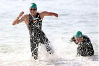 <p>The triathlon is relatively new to the Paralympics, having debuted at Rio 2016, but most people are familiar with the format from the Olympic Games. It's a swim, bike, run race, but the distances are halved for the Paralympics – 750m swim, 20km bike ride and 5km run – and athletes are split into different classes, which are dependant on their impairments.</p><p>If you want to see upper-body strength in action make sure you're watching when Dutchman Jetze Plat is competing. He's known as the most powerful para-cyclist in the world, and has been known to complete Ironman competitions using just his upper body. <br></p>