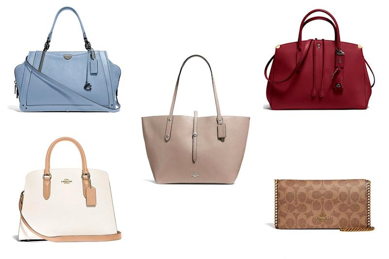 PSA: Coach Is Selling Handbags for 50% Off Right Now