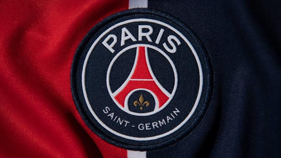 The Paris Saint-Germain Club Badge | Visionhaus/Getty Images