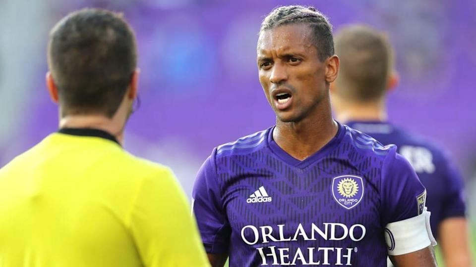 New England Revolution v Orlando City SC: Eastern Conference Semifinals - MLS Cup Playoffs | Alex Menendez/Getty Images