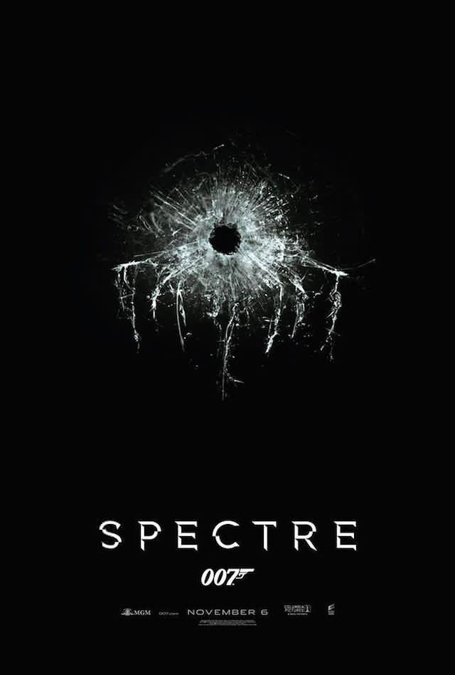 James Bond-Spectre-poster