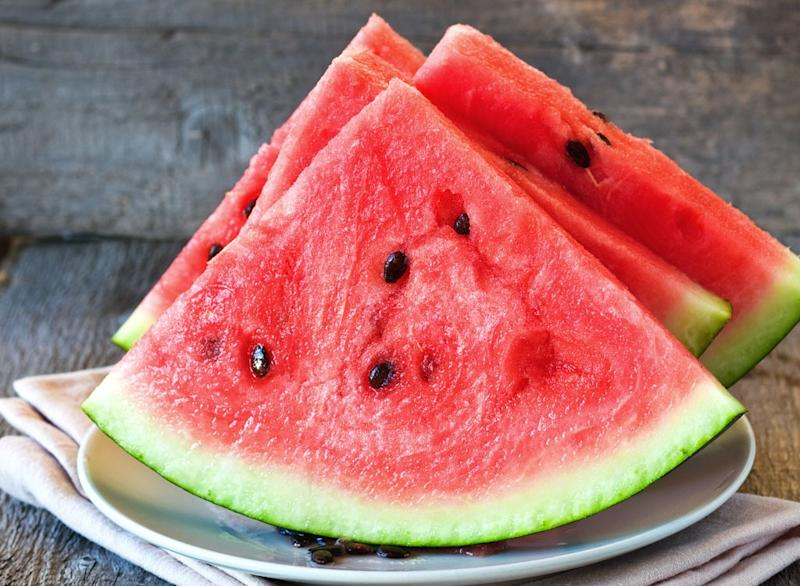 how to lose body fat - watermelon