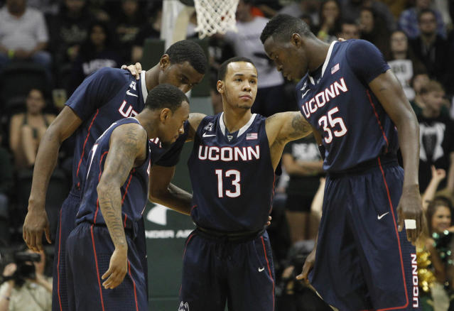 UConn's Shabazz Napier and Ryan Boatright show 'loyalty' is more than a passing motto