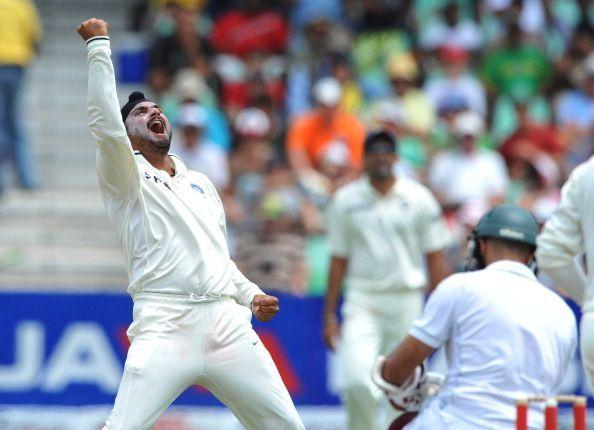 Second Test - South Africa v India: Day Two