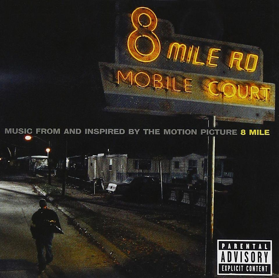 <p>In this 2002 song that accompanied <em>8 Mile</em>, Eminem rapped about mindfulness <em>before</em> it was cool. </p><p><em>You only get one shot, do not miss your chance to blow.</em></p>