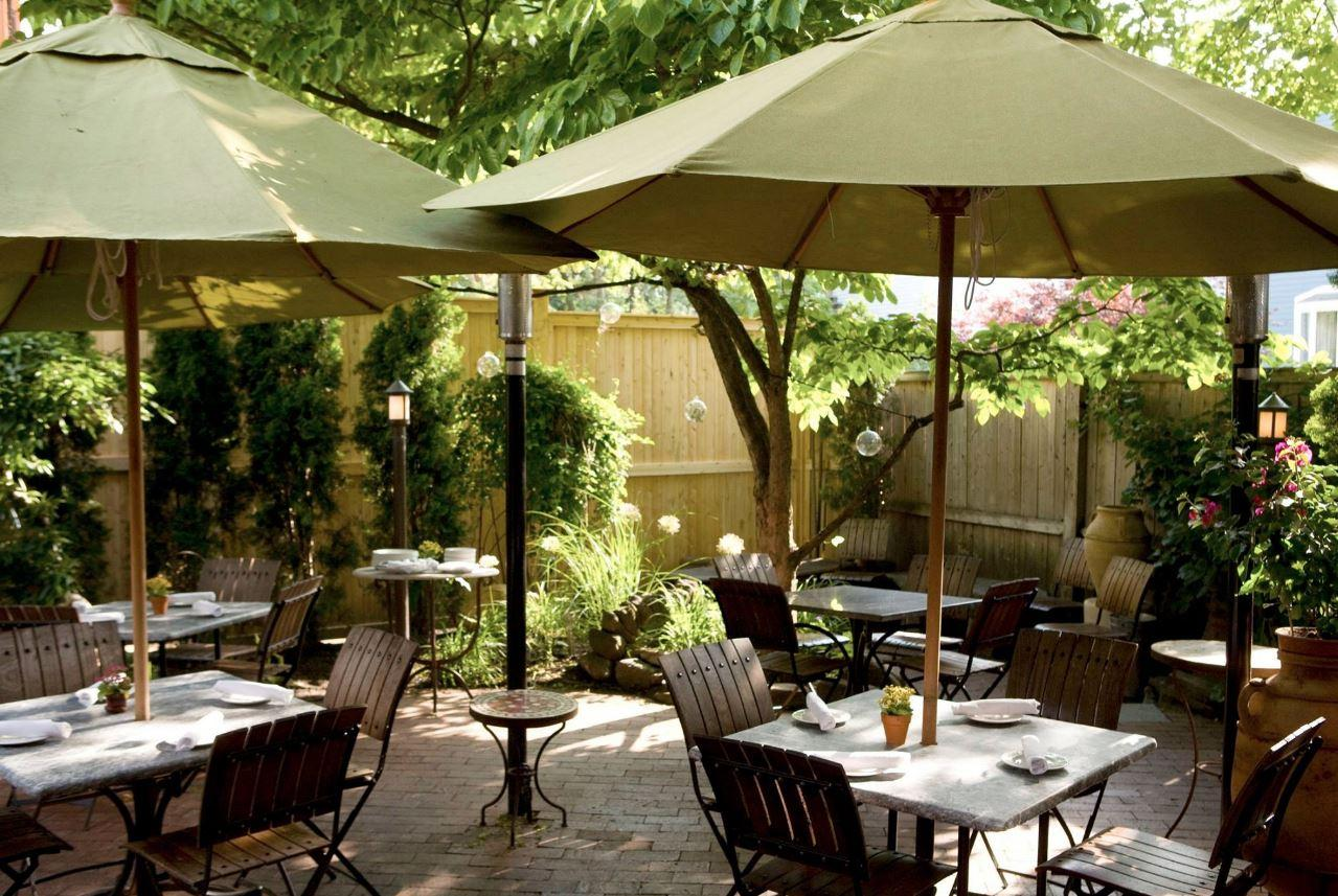 America 39 s 10 best restaurants for outdoor dining for Best outdoor dining