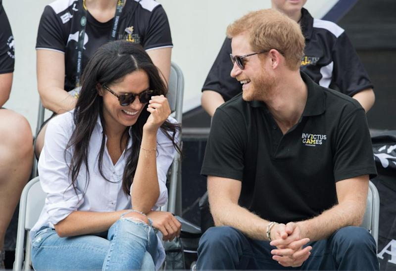 Meghan Markle and Prince Harry's relationship has been heating up, with it being reported she is moving to London next month. Photo: Getty Images