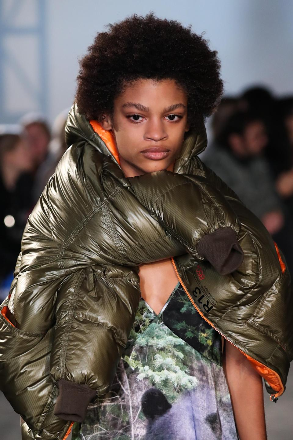 <p>We love this wake-up-and-go 'fro. (Photo: Getty Images) </p>
