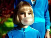 <p>Want to go blond? We've got you covered. With a blue tracksuit and some bubblegum, you can bring Violet to life. A bit of violet eyeshadow on your nose can mimic her allergic reaction to the blueberry-flavored piece of gum.</p>