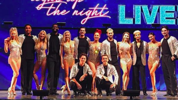 'Dancing With The Stars' Tour Bus Involved In Fatal Multi-Car Pileup