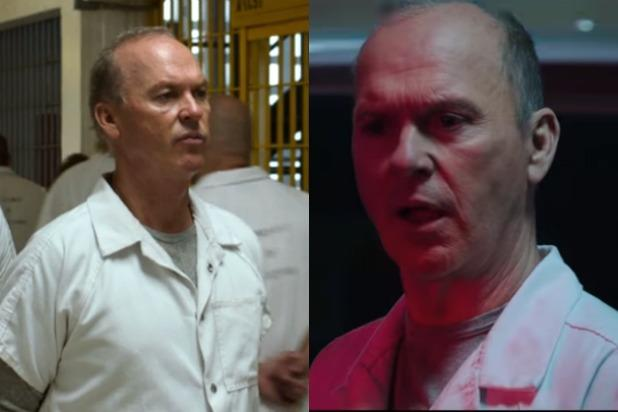 is morbius in the mcu michael keaton vulture prison outfit