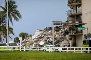 Surfside collapsed building