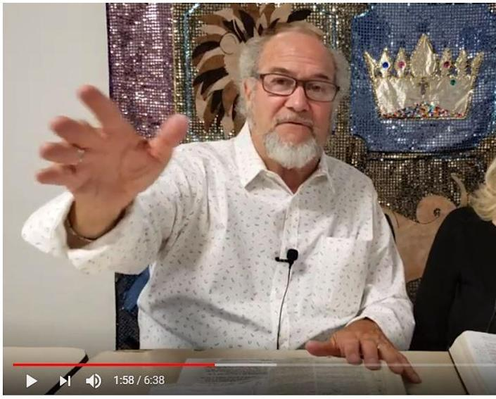 Ron Cohen speaks in a video posted to Youtube.com