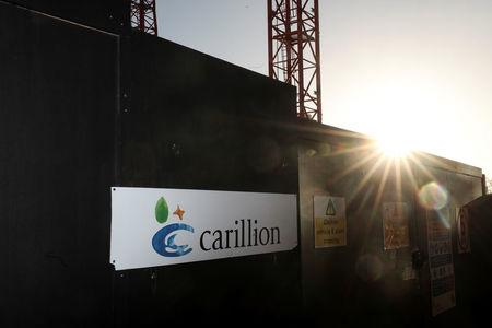 United Kingdom accounting watchdog to investigate KPMG's audits of Carillion