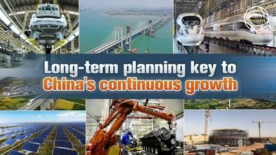 CGTN: Long-term planning is key to China's continued growth