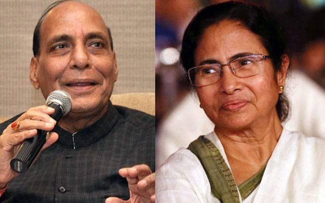 Mamata Banerjee sends sweets for Rajnath Singh on Bengali New Year