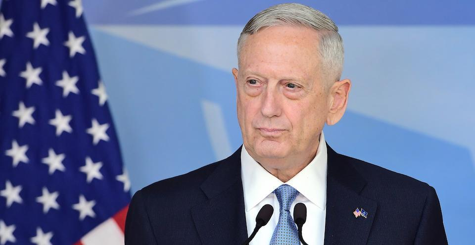 If you needed reassurance that Mattis not just knows NATO but feels it, you got that in his remarks on Wednesday.