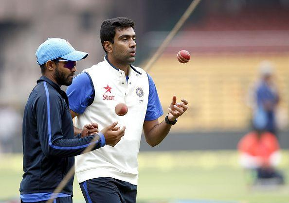 Both Ravichandran Ashwin and Ravindra Jadeja have been left out for the Sri Lankan tour