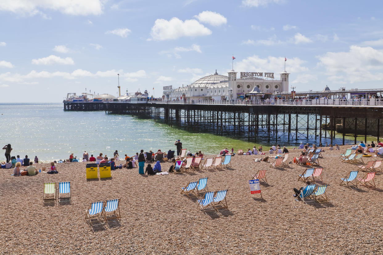 The price of self-catered accomodation in Brighton has seen the sharpest rise. Photo: Getty Images