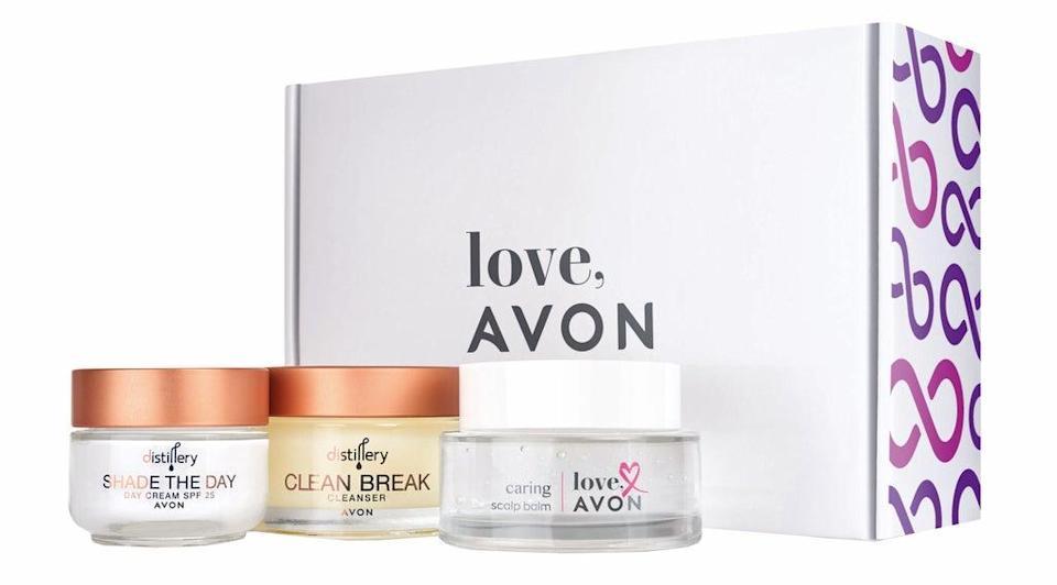 The boss of global beauty giant Avon has vowed not to hit customers with high price hikes despite soaring global costs and efforts to tackle the UK's lorry driver crisis. (Avon/PA)