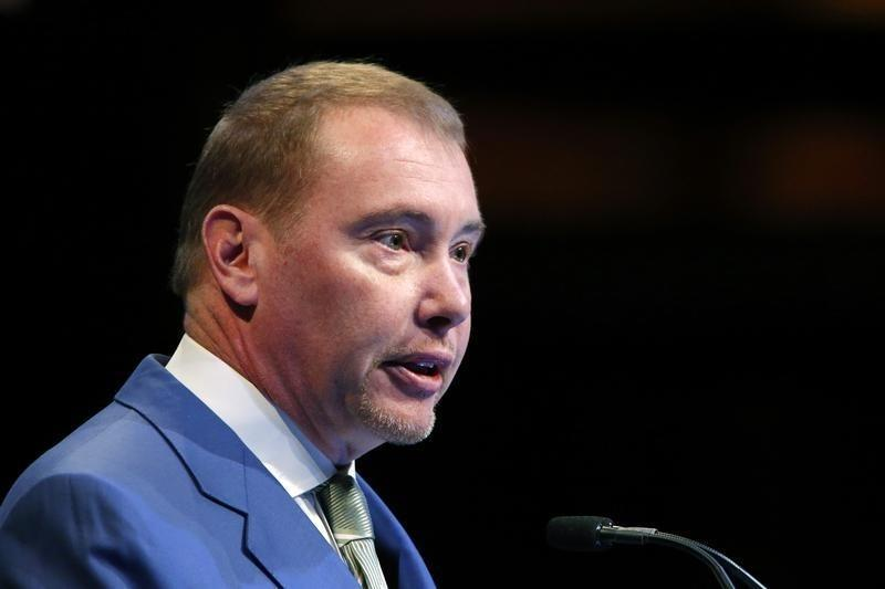 Gundlach, chief executive and chief investment officer of DoubleLine Capital, speaks at the Sohn Investment Conference in New York