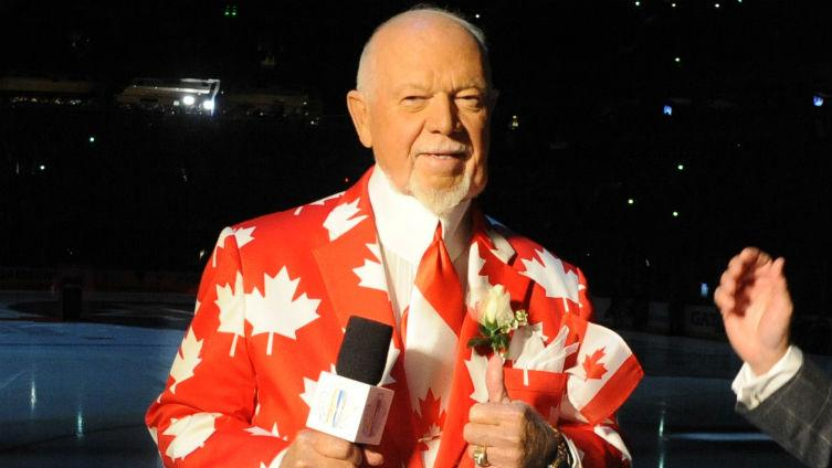 Haggerty: It was easy to love Don Cherry, but there's no defending him this time