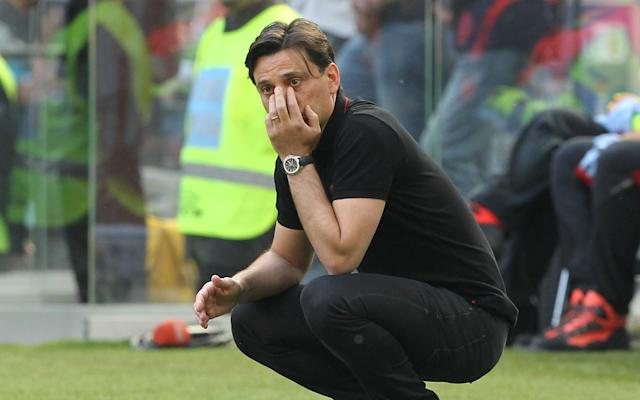 AC Milan's attempts to qualify for Europe will go down to the last game of the Serie A season, believes coach Vincenzo Montella.