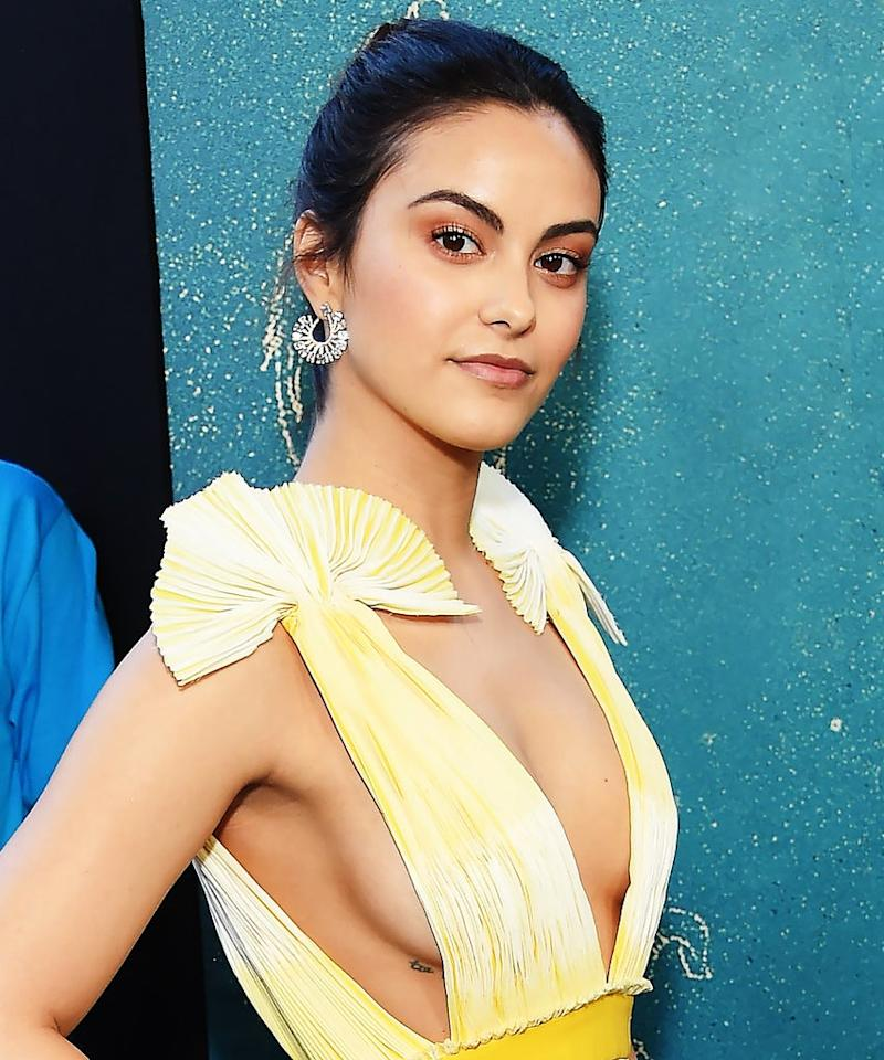 Camila Mendes Says She Was Roofied and Sexually Assaulted in College