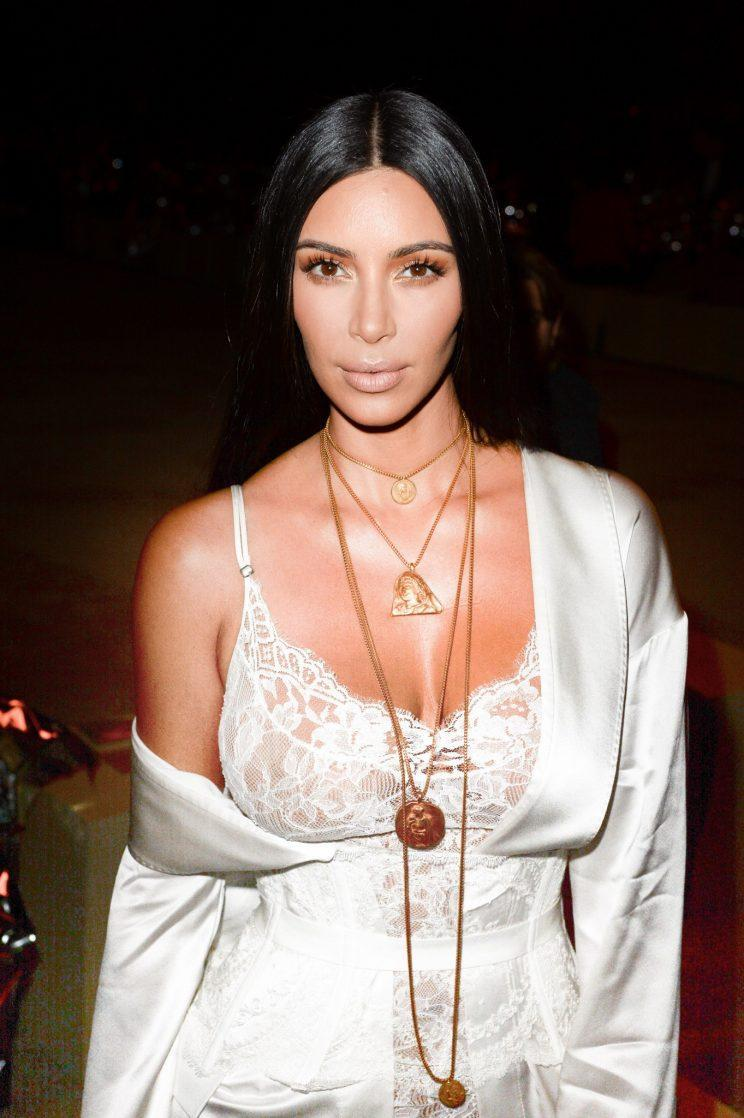 Kim Kardashian may get her engagement ring back. (Photo: Getty Images)