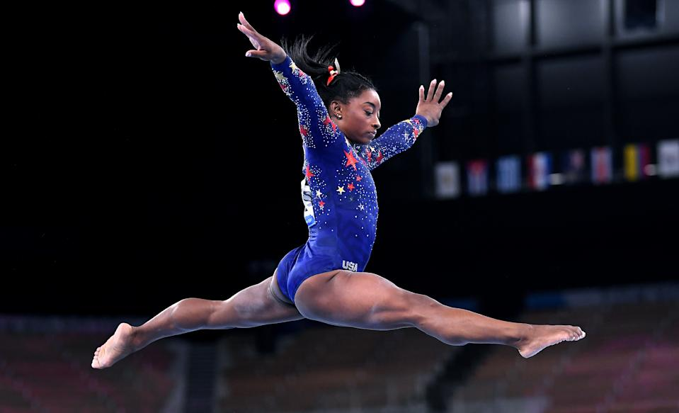 You'd jump for joy too if you just found out you didn't have to pay $60 or more to stream the Olympic Games. (Photo: Wally Skalij /Los Angeles Times via Getty Images)