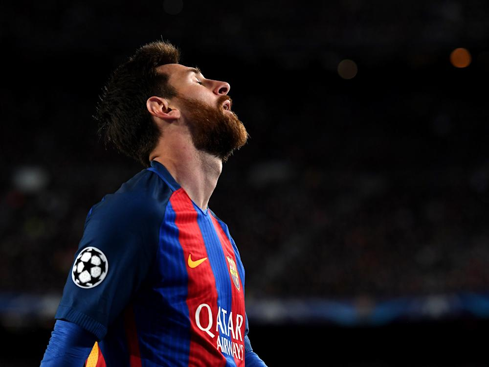 Lionel Messi and his team-mates could not conjure up another incredible comeback: Getty