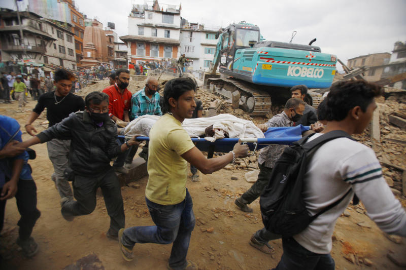 Singapore will send search-and-rescue team to Nepal