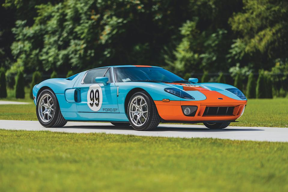 2006 Ford GT Heritage _0