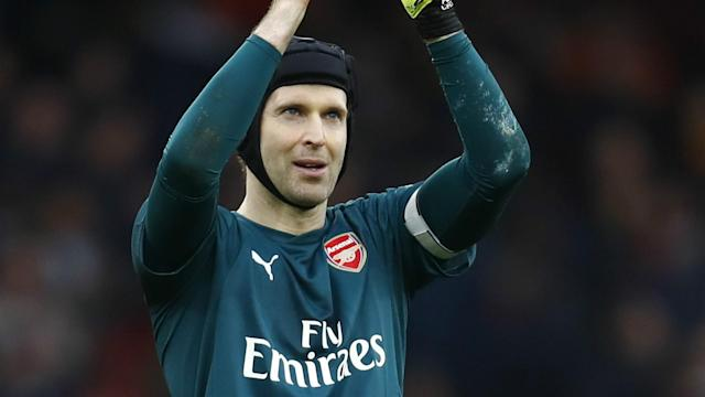 The veteran goalkeeper sees his immediate future at Emirates Stadium, with the opportunity to head to Italy turned down in order to honour a contract