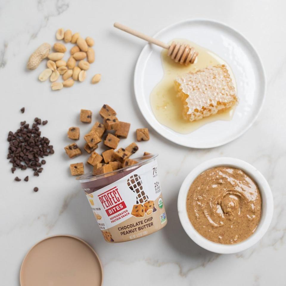 <p>These <span>Chocolate Chip Peanut Butter Perfect Bites</span> ($24 for 4) are not only insanely delicious, they're also the perfect sized bites for when you only want a few.</p>