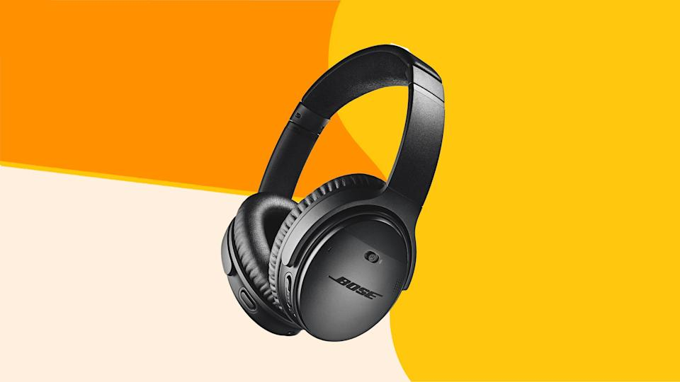Save $50 on the noise-canceling Bose Quiet Comfort 35 II headphones as part of Amazon's early Black Friday Epic Deals savings event.