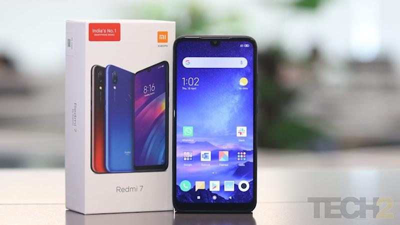 The Xiaomi Redmi 7 is a breath of fresh air in the entry-level smartphone segment. Image: Omkar Patne