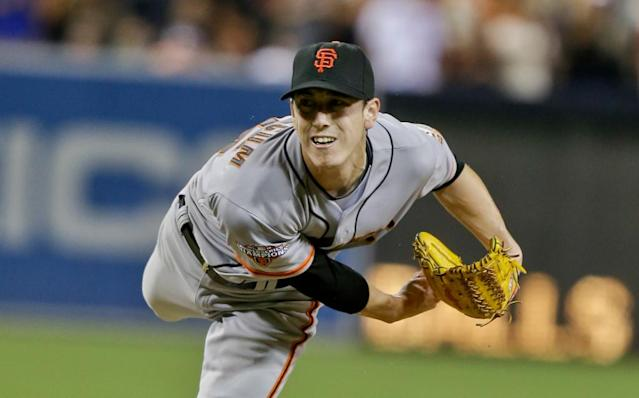 Giants should track down Tim Lincecum for Bruce Bochy's retirement celebration
