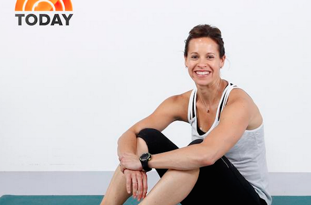 Jenna Wolfe Named Today Show Lifestyle And Fitness Correspondent