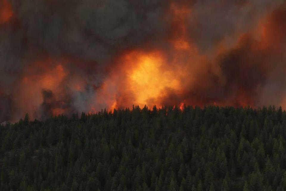 Nearly $80 million in damages for B.C.'s White Rock Lake wildfire